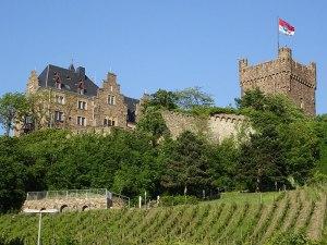 Bingen's castle
