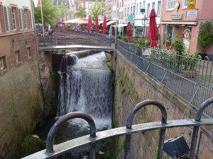 Waterfall, Saarburg