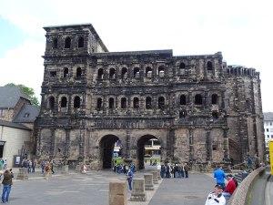 Porta Nigra (Black Gates) in Trier