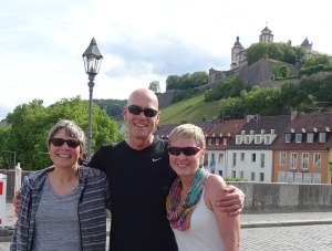 Glenda, Jeff & Me