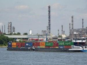 The industrial Rhine