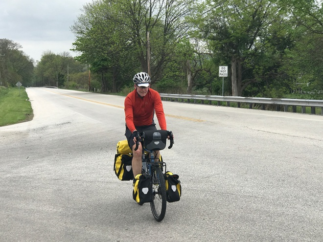 Bill on Bike - Norristown, PA