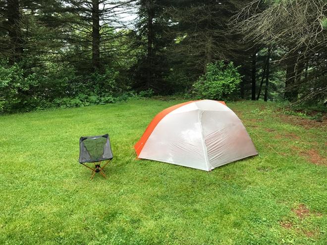 Campsite - Cadiz OH