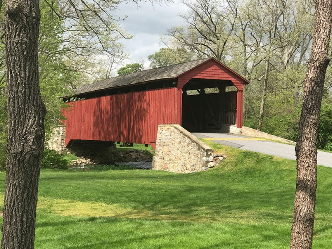 Covered Bridge - Lancaster PA