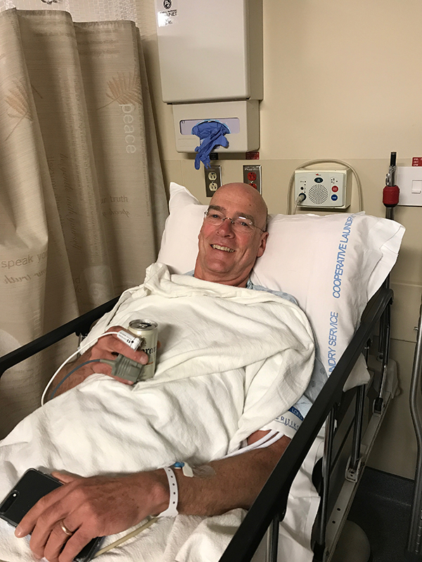 Jeff - Post Biopsy