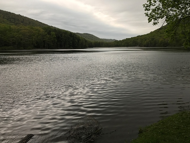 Lake - Cowans Gap PA