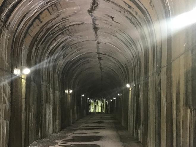 Tunnel - Montour Trail