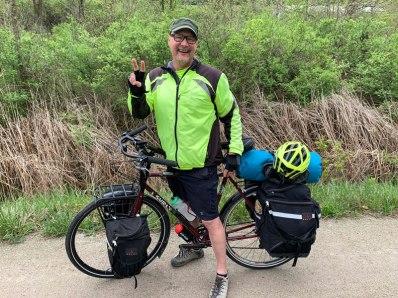 An Ex-Police Officer Bike Tourer