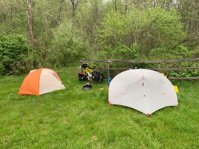 Stealth-Campsite
